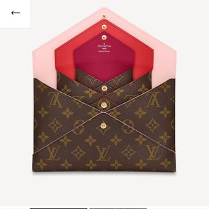 Authentic Louis Vuitton Pochette Kirigami